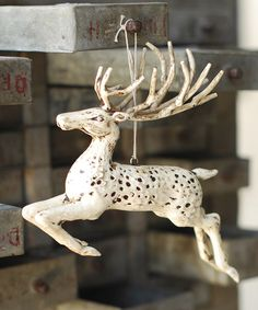 Take a look at this Caribou Ornament by Lancaster Home & Holiday on #zulily today!