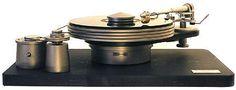 Simon Yorke Designs Series 7 Precision LP Playback System