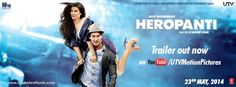Heropanti Official Theatrical Trailer Out