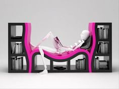 Lekker lui lezen met al je boeken bij de hand