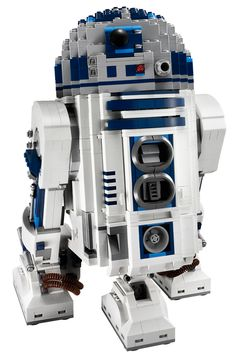 R2-D2 LEGO Set #starwars