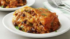 Slow-Cooker Beefy Enchilada Stack Feed your family with this cheesy, beefy stack of enchilada-flavored goodness made in the slow cook Crockpot Dishes, Crock Pot Slow Cooker, Crock Pot Cooking, Beef Dishes, Slow Cooker Recipes, Crockpot Recipes, Cooking Recipes, Cooking Tips, Soup Recipes