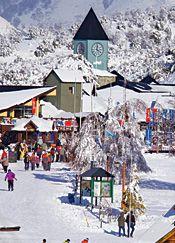 Cerro Mágico - Parque de Montaña - Otoño 2015 - Cerro Catedral - Bariloche