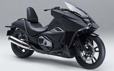 Honda NM4 Vultus, la moto de Akira