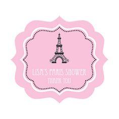 Items similar to Paris Baby Shower Paris Birthday Party Decorations Favor Jars Paris Theme Favors Paris Bridal Shower Favors - set of 24 Paris Birthday Parties, Birthday Party Decorations, Party Themes, Party Favors, Paris Bridal Shower, Parisian Party, Party Frame, Personalized Labels, Shower Party