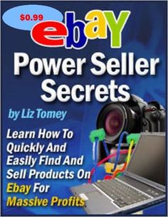eBay Power-Seller Secrets PDF with Master Resell Rights - Free Shipment