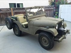 1962 Willys CJ-5 - Photo submitted by Leo Roa.