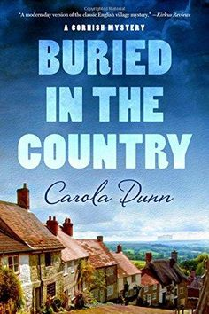Buried in the Country Cornish Mysteries