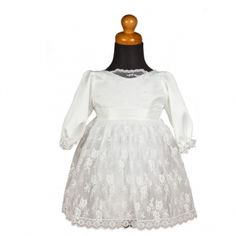 Rochita din dantela, pentru prima sarbatoare din viata unei fetite #botez #kidsplaza #kidsfashion #lace Formal Dresses, Fashion, Dresses For Formal, Moda, La Mode, Fasion, Gowns, Fashion Models, Trendy Fashion