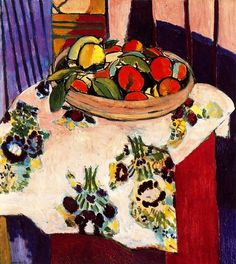 Henri Matisse - Still Life with Oranges