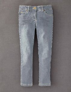 Twill Slim Fit Jeans - mini boden - i love these!!