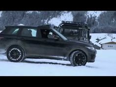 Spectre: Bond Partnership – Behind the Action with Land Rover