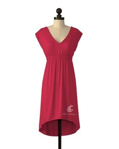 Washington State Cougars | Team Sunrays Dress | meesh & mia
