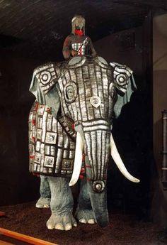 Royal Armouries Museum, Indian Elephant Armour