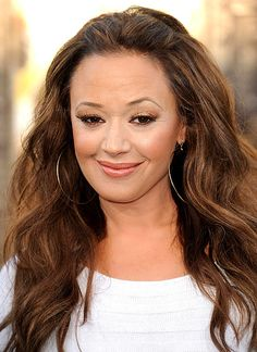 Leah Remini is an American actress and model. She is best known for her role as Carrie Heffernan on the CBS sitcom The King of Queens and as Stacey Carosi on the NBC sitcom Saved by the Bell. She was also one of the co-hosts on daytime CBS network talk show/series, The Talk, from 2010- 2011.