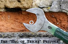 The Bag of Tricks Prepper