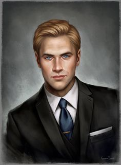 Evan Singer, Lasombra.  Regent of New Carthage, with greater...ambitions.