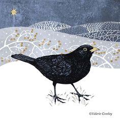 Leading Illustration & Publishing Agency based in London, New York & Marbella. Naive, Bird Quilt, Bird Illustration, Bird Drawings, Winter Art, Bird Prints, Bird Art, Beautiful Birds, Textile Art