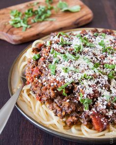 Easy Almost Vegan Mushroom Bolognese A Beach Home Companion | Food Photography, Recipes and Travels: Recipes