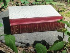 Hollow Secret Compartment Keepsake Book Box