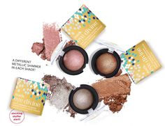 Stocking Stuffer Alert: mark. Eye Divine Soft Shimmer Shadows perfect for any beauty enthusiast on your holiday list! Shop this now:  www.youravon.com/mhamilton39