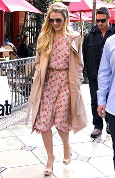 Jennifer Morrison Street Style