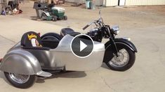 1948+Indian+Chief+with+Aluminum+Sidecar+-+This+1948+Indian+Chief+was+built+entirely+from+N.O.S.+(new+old+stock)+parts.+The+custom,+hand+built,+all+aluminum+side+car