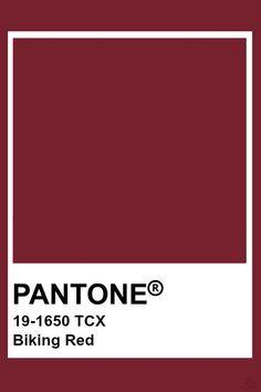 Pantone, das Rot radfährt  #pantone #radfahrt