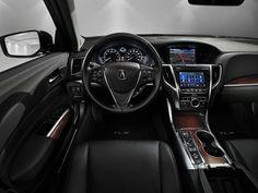 2015 TLX Interior