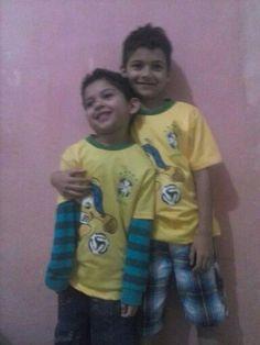 Torcemos para o Brasil
