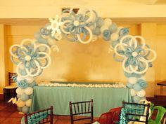 Mesa del pastel