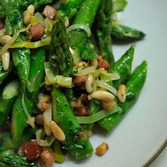Absurdly Addictive Asparagus recipe on Food52