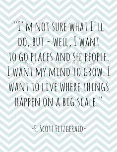 f scott fitzgerald quotes | Scott Fitzgerald I Want by TheSilverSpider