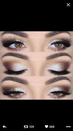 neutral wedding makeup best photos - wedding makeup - http://cuteweddingideas.com