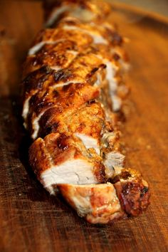 Schweinefilet mit Balsamico-Rahmsauce - http://www.diypinterest.com/schweinefilet-mit-balsamico-rahmsauce/