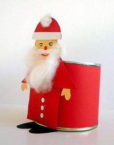 einen kleinen nikolaus basteln winter weihnachten. Black Bedroom Furniture Sets. Home Design Ideas
