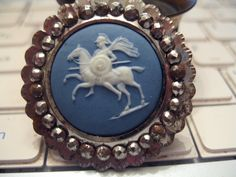 Old Wedgwood Button $815