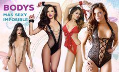 Todas debemos tener en el armario uno o varios conjuntos de lencería sexy. En Lencería en Casa tienen un buenísima variedad para que encuentres el tuyo! http://www.lenceriaencasa.es/ #ropainterior #sexy
