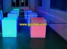 LED Cube Furniture Sale With Light Color Change,Design led Bar Furniture Cabinet