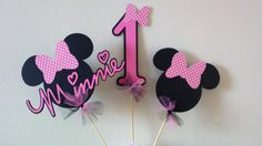 Free Banner With 15 Dollar Purchase Minnie by Audrispartyshop