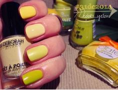 Colors Yellow