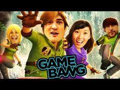 Smosh Game Bang with Kinect Adventure