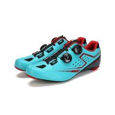 Santic Berton Blue Men Road Cycling Shoes – Santicireland.ie