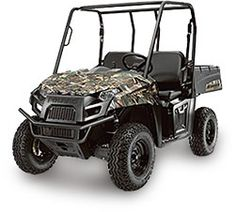 Polaris ATV and hunting gear worth over $14,000 - Free? Enter the drawing today.