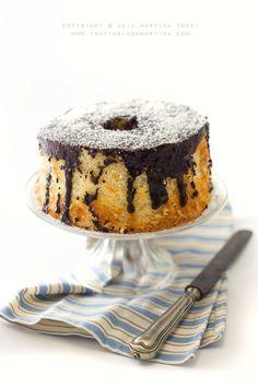Bounty chiffon cake