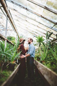 Los Angeles Wedding Photographer Greenhouse photographs