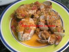 Recopilatorio de recetas thermomix: Cocina a niveles en thermomix (Recopilatorio) Mango, Pork, Chicken, Recipes, Big Fish, Political Geography, Meals, Homemade Food, Dishes