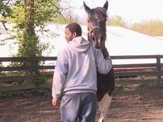Equine program pairs at-risk youth with horses