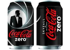 Coca-Cola Zero & 007 Skyfall - Help Discover a Secret Agent in You