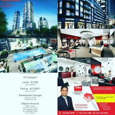 New VIP Condo Event  ME2  (Markham and Ellesmere Living) is phase 2 of this landmark community.  1 BEDROOMS FROM ONLY $189990 Call me 416 739 7200 Leonard Selvaratnam or e mail : leonardsel@gmail.com for exclusive access and special prices. www.lensel.net #Leonardselvaratnam #Scarborough #Toronto #RealEstate #thesix #the6 #gta #etobicoke #markham #richmondhill #vaughan #mississauga #brampton #ajax #pickering #oshawa #whitby #getrich #livethelife #follow #ownit #buyit